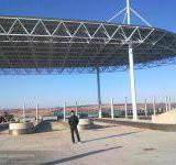 供应加油站网架,南阳加油站网架施工、油罐、钢结构、油库化工库施工。