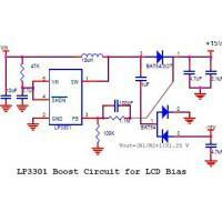 LP3301升压背光驱动IC图片