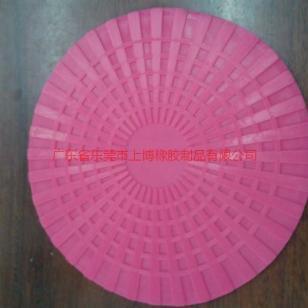 隔热杯垫 硅胶隔热垫 环保隔热垫图片