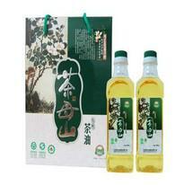 供应茶母山山茶油1L2瓶礼盒