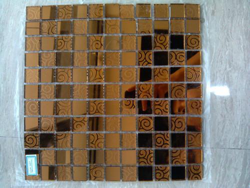 KTV装饰玻璃马赛克砖产品及厂销售