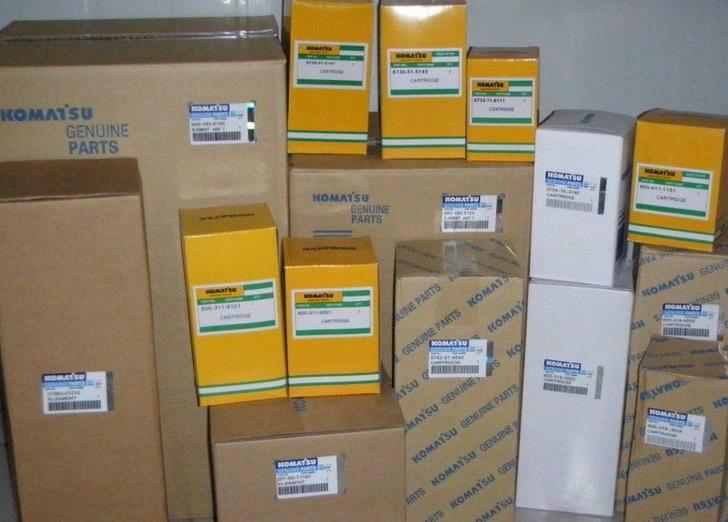 供应小松07063-51210液压油滤芯
