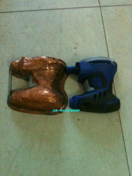 电动工具外壳喷漆夹具、铜模、靠模、遮蔽工装、用于产品分色喷漆精密遮蔽