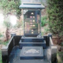 供应定做各种尺寸和各种样式的墓碑批发
