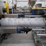 可拆卸式注塑机保温套图片