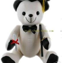 库存玩具,博士熊玩具 时尚毕业礼品称斤批发