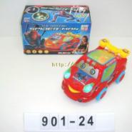 3D灯光电动车玩具图片