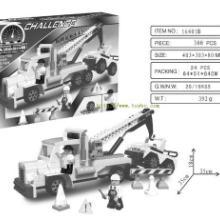 库存玩具,开智积木玩具 工程-强力铲车称斤批发图片
