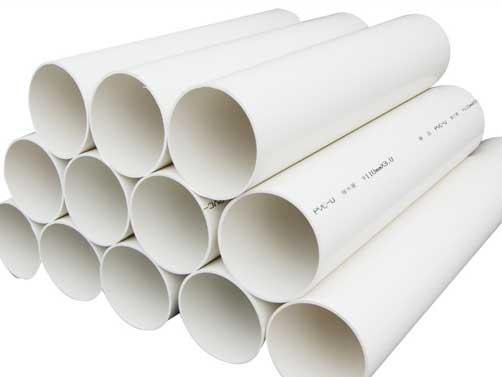 pvc下水管图片 pvc下水管样板图 pvc下水管 雄县天鹄塑料管厂