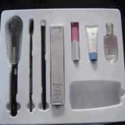 南京PET化妆品吸塑盒厂家直销图片