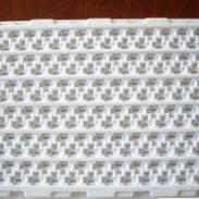 无锡优质吸塑盘/一次性白色吸塑图片