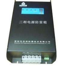 供应三相电源防雷箱JM-X380/80KA