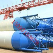 50吨散装水泥罐/100吨散装水泥罐图片