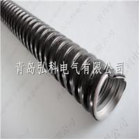 供应honcul波浪形包塑软管,金属包塑软管