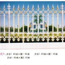 供应唐山铁艺栅栏铸铁栏杆,锌钢栅栏,栅栏图片