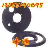供应喷浆机配件橡胶板密封板 结合板 摩擦板