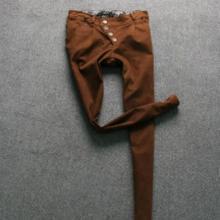 2013新款牛仔长裤女修身显瘦牛仔裤小脚裤女韩版潮