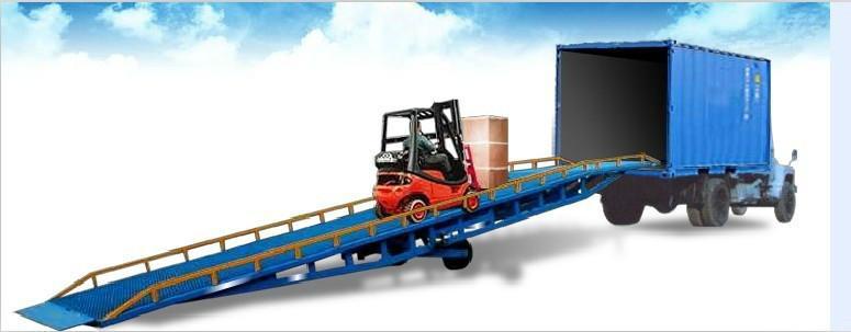 供应移动式登车桥专业生产销售厂家直销,移动式登车桥生产订做销售价格