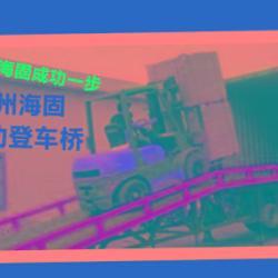 供应浙江移动式登车桥供貨商/汽車尾板/登车桥/升降平台