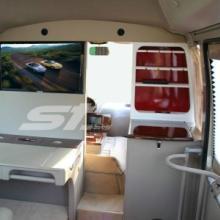 供应考斯特改11座考斯特加装隔断、考斯特改装座椅、考斯特电动窗帘批发