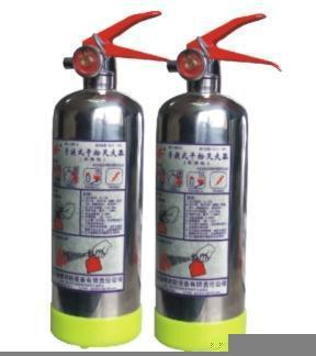 供应1KG手提式六氟丙烷灭火器、六氟丙烷灭火器