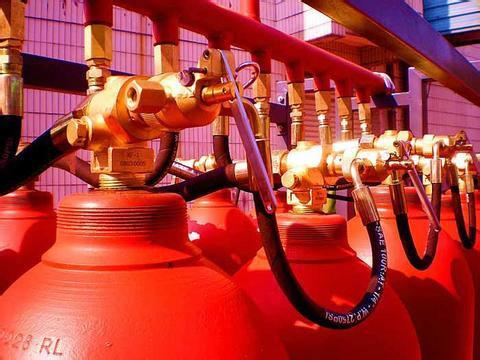 供应美国Novec1230气体钢瓶检测