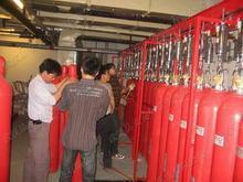 供应HFC227ea气体药剂充装价格,HFC227ea气体药剂充装图片