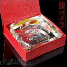 供应烟灰缸 烟灰缸订做 拼角烟灰缸 烟灰缸制作 彩色水晶烟灰缸