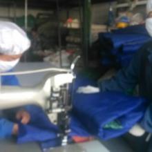 供应批发销售棉门帘 新疆乌鲁木齐批发销售加工订棉门帘图片