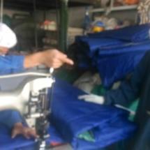 供应克拉玛依棉门帘生产商