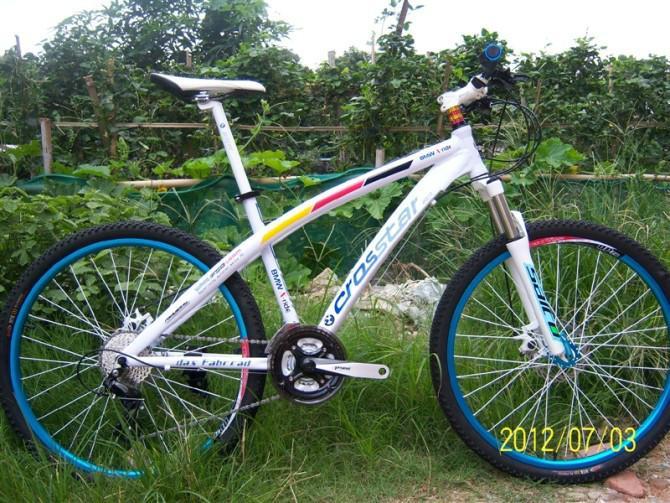 供应26寸彩虹宝马山地自行车,彩虹宝马自行车