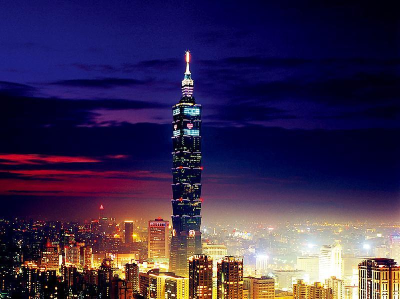 台湾环岛八之旅图