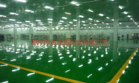 供应玻璃纤维布自流平式防尘地坪
