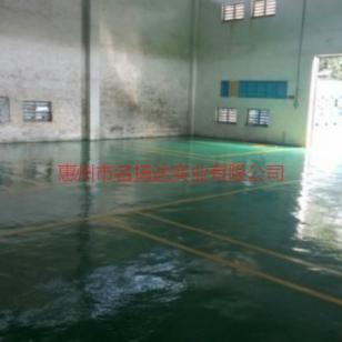 东莞水泥地板漆防尘漆工业地板图片
