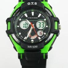 供应多功能男士运动表硅胶手表批发批发
