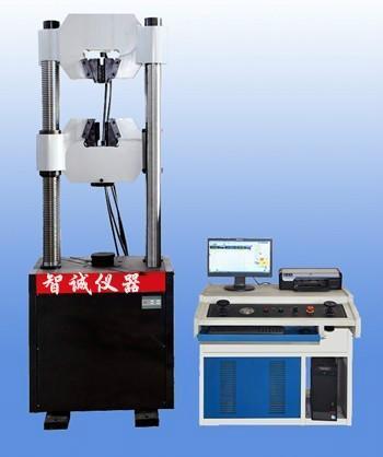 wew-600b型微机屏显液压式万能试验机图片