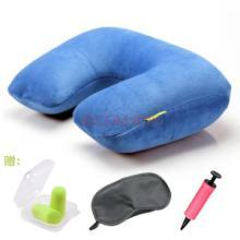 供应充气枕旅行u型枕,超低价供应销售,反季优惠大促销质量保证批发
