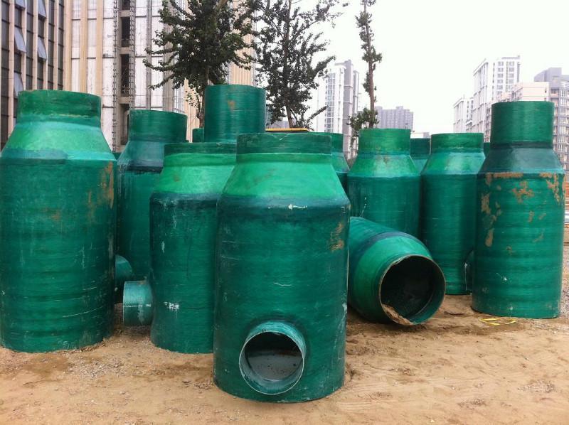 供应FRP塑料雨污检查井图片
