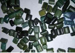 供应 杂色PE再生料 纯高压 LDPE再生顆粒