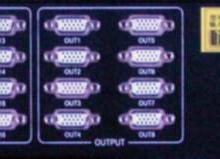 供应VGA1616矩阵加音频报价.VGA加音频矩阵报价
