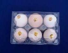 供应江西赣州鸡蛋水果环保吸塑塑料包装