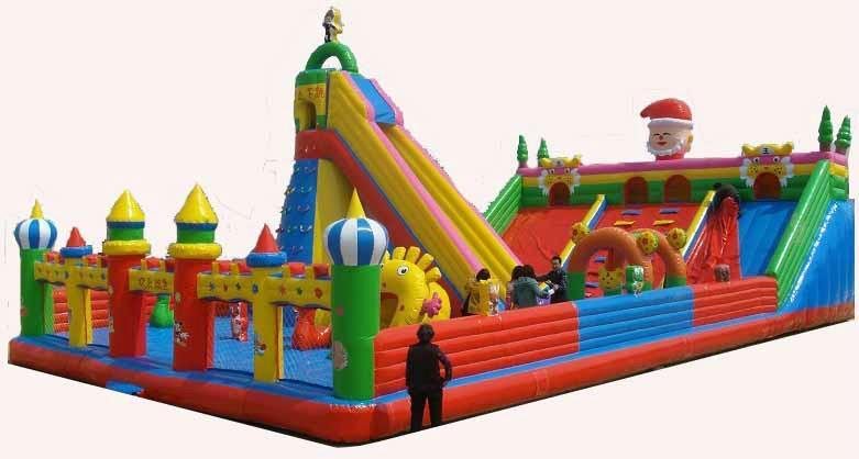 供应充气滑梯,大型充气玩具,河南充气玩具厂家,郑州游乐设备厂