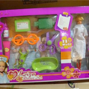 芭比娃娃玩具图片