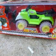 库存玩具外贸尾单吉普越野车玩具按图片