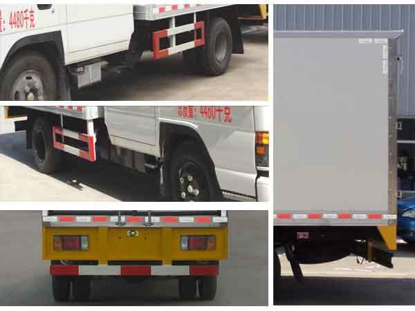 供应五十铃牌双排座冷藏车 国四标准 18727989356图片 高清图片