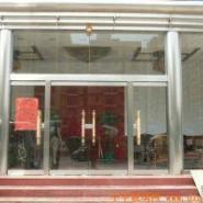 兰州地弹簧玻璃门价格安装维修,兰州创金泽13609355685