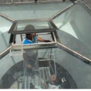 兰州七里河区屋顶电动天窗,兰州创金泽自动门专业生产制作安装厂家