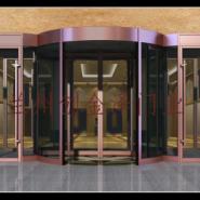 供应青海五星级豪华两翼旋转门,安全可靠,价格优惠,兰州创金泽自动门