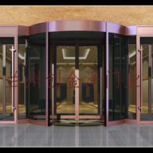 供应青海五星级豪华两翼旋转门,安全可靠,价格优惠,兰州创金泽自动门批发