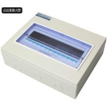 供应海南低压配电箱家用照明箱12回路;海南正泰配电箱批发销售批发